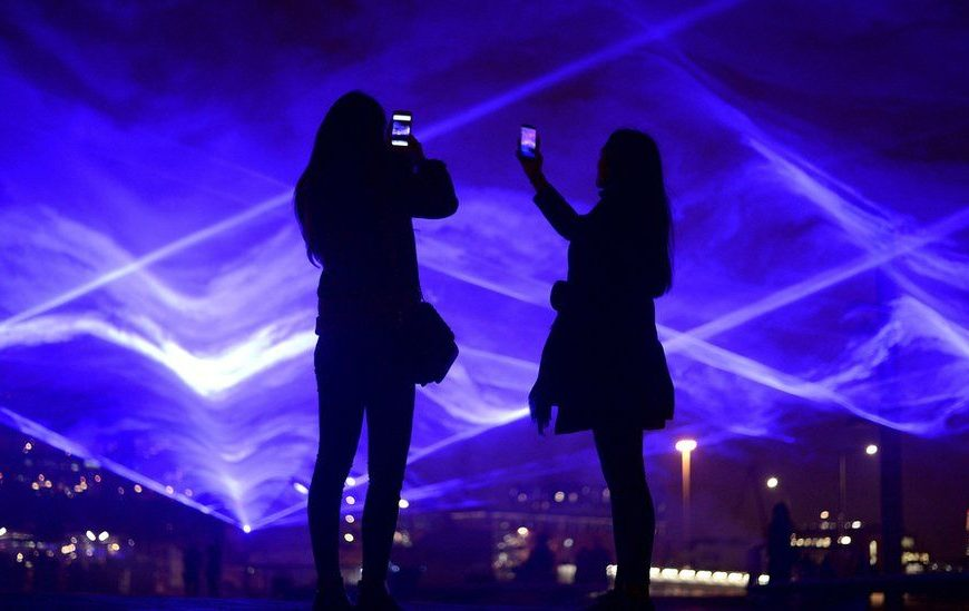 Lumiere Festival in London – In Pictures