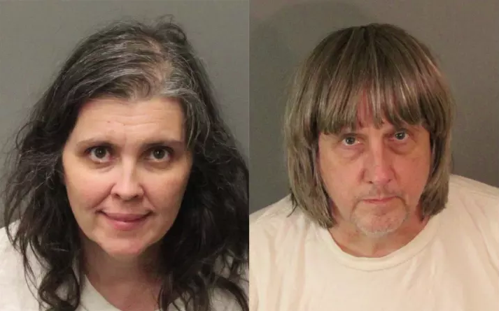 Siblings Held Captive in California Home