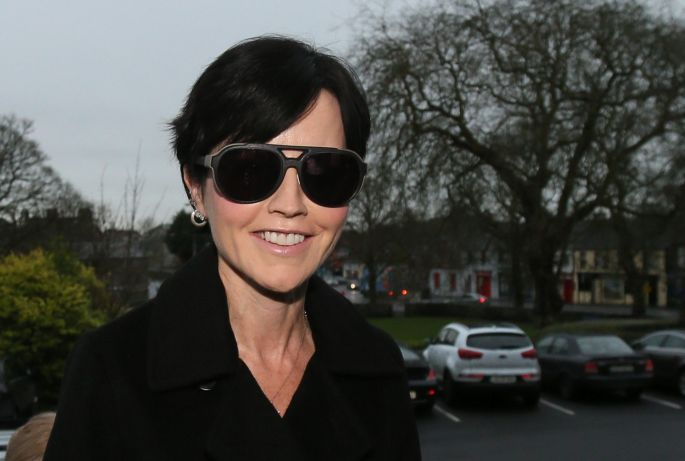 In Pictures – Cranberries Singer Dolores O'Riordan