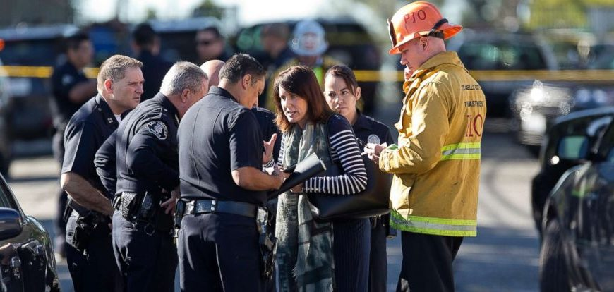 Los Angeles Shooting Results in 4 Students Hit by Gunfire
