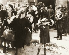 75 years have passed since Warsaw Ghetto Uprising