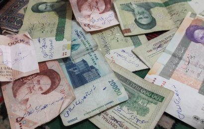 Protest on banknotes in Iran – activists' way to avoid censorship