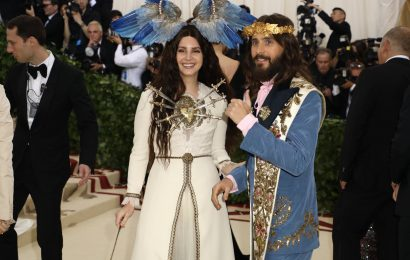 Met Gala 2018 Red Carpet – In Pictures