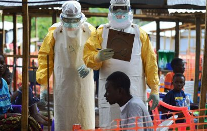 It's confirmed: Ebola outbreak has reached urban area in DR Congo