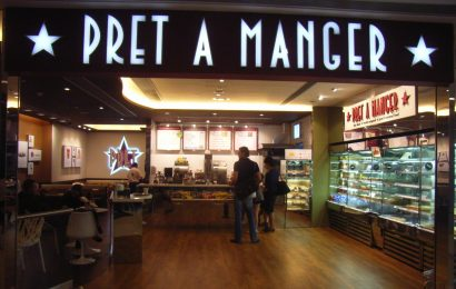 Pret a Manger staff receive £1,000 bonus at firm takeover