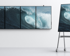Microsoft's Surface Hub 2 may make office work cooler