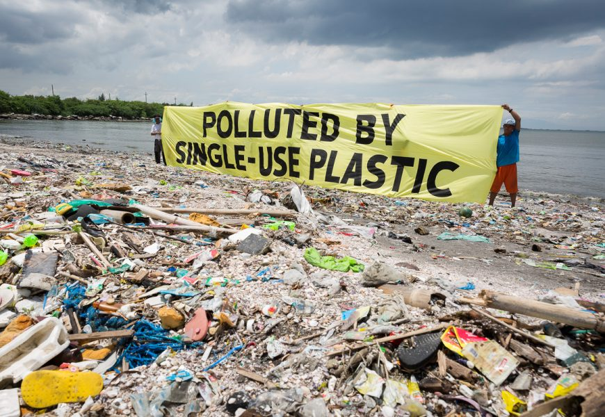 India Aims to Eliminate All Single-Use Plastic by 2022