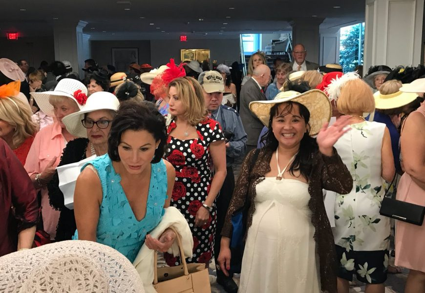 Trump Supporters Paid Tribute to North Korea through a Fashion Show
