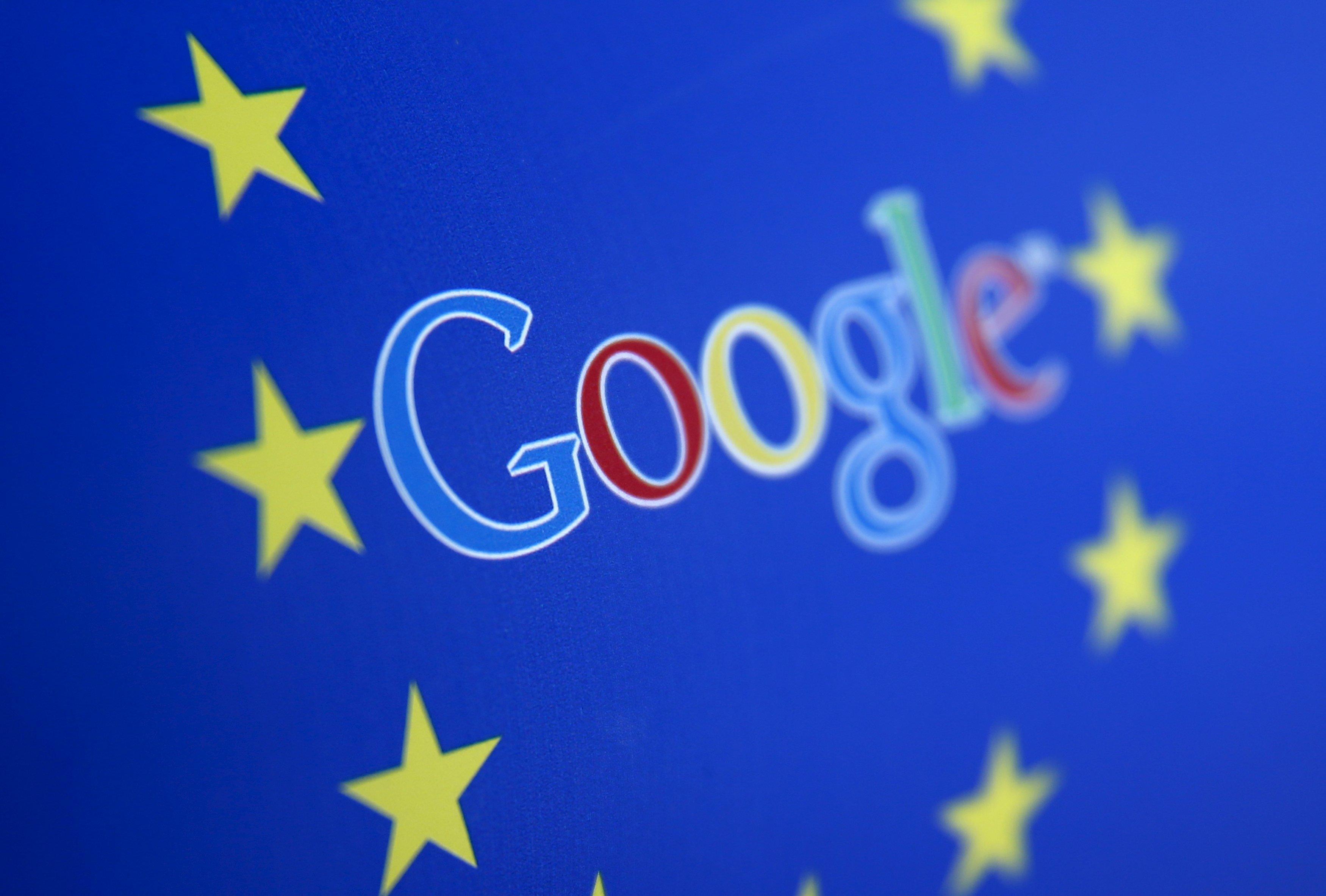 Google Antitrust Fine