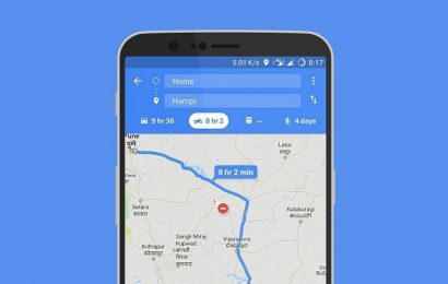 Motorcyclists will now love Google Maps even more