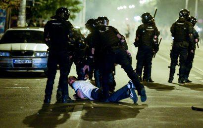 Romania Protests Against Corrupt Government