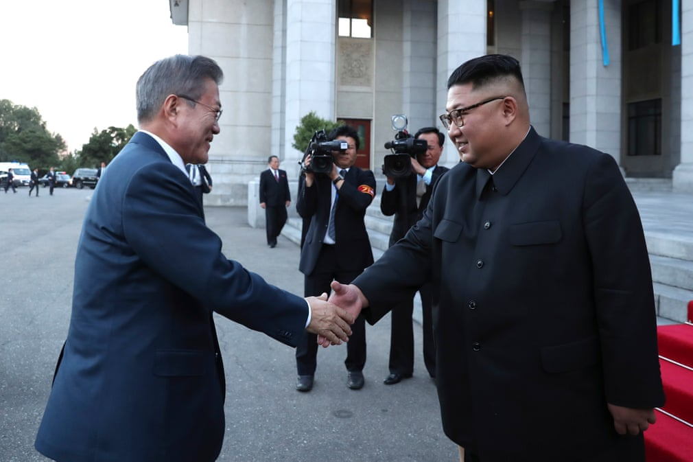 Inter-Korean Summit, South Korea, North Korea, Kim Jong-un, Moon Jae-in, historic summit, Pyongyang