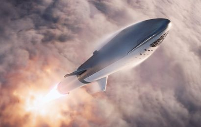 SpaceX is About to Name the First Passenger for Round-the-Moon Flight