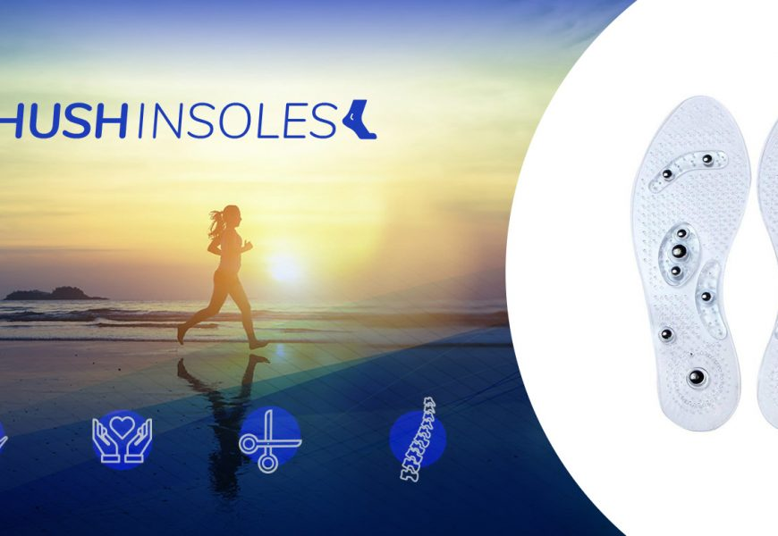 Hush Insoles Share the News of Massive Discounts in Australia