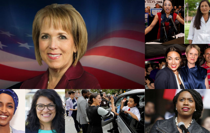 In Pictures: Historic Firsts for Women and Minority Candidates 2018