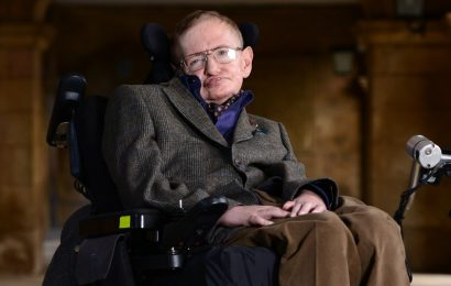 Stephen Hawking's Wheelchair Sold for $392,000