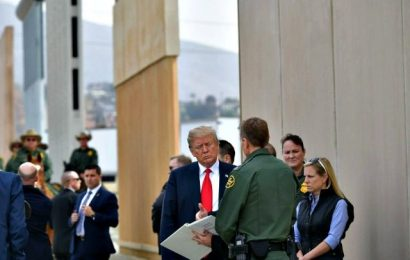 House Approved Bill That Will Provide $5.7B for Building the Border Wall