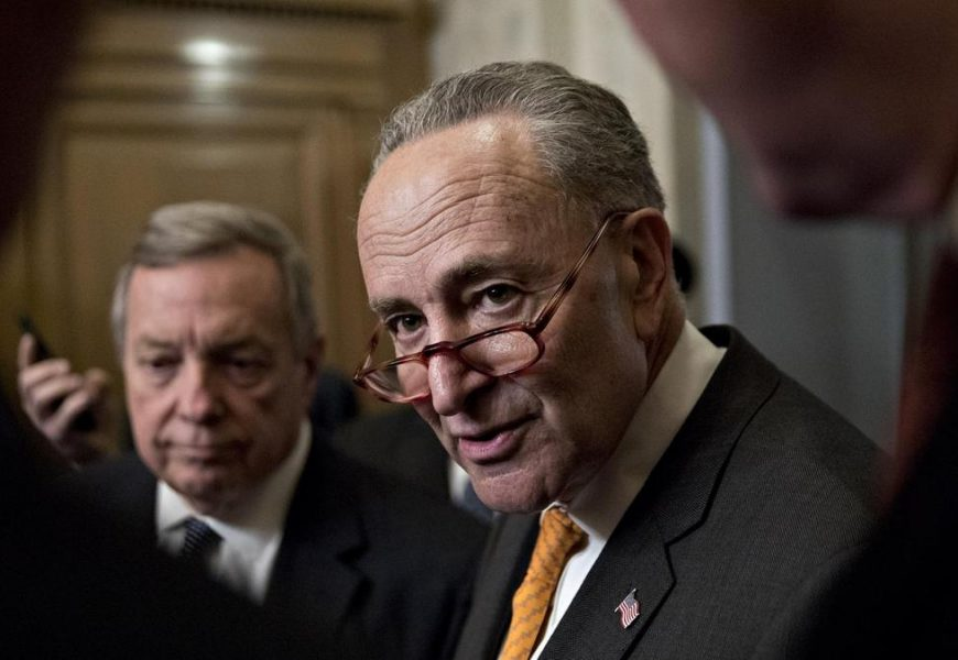President Donald Trump Walked Out On Shutdown Talks with the Democratic Leaders