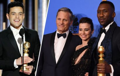 "The Big Winners of the 2019 Golden Globes are ""Bohemian Rhapsody"" and ""Green Book"""