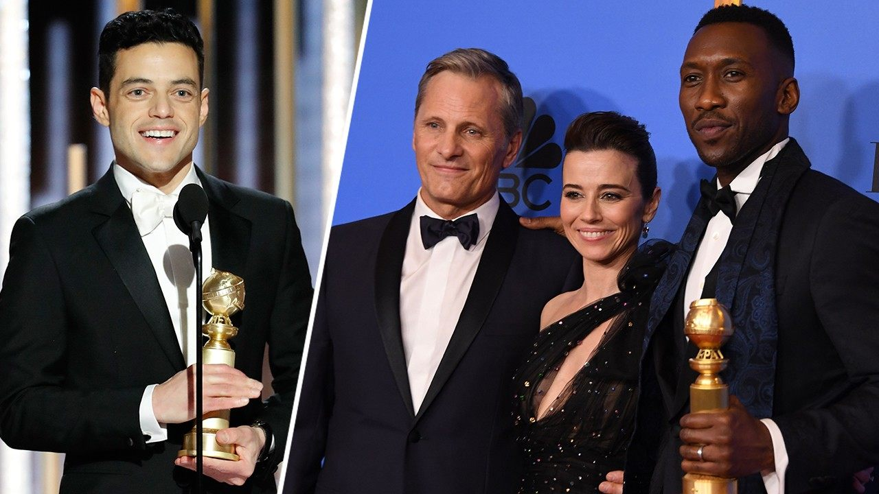 """The Big Winners of the 2019 Golden Globes are """"Bohemian Rhapsody"""" and """"Green Book"""""""