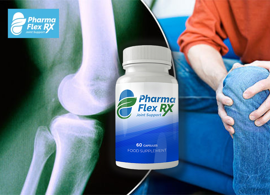 PharmaFlex RX Joint Support Formula Now Available at Special Price