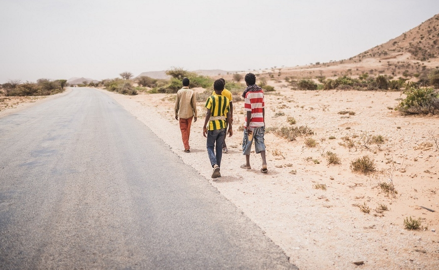 Ethiopian Migrants Are Fleeing to Saudi Arabia For A Better Life