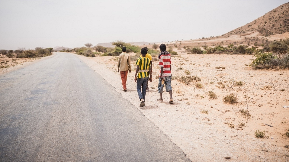 Ethiopians Migrants Are Fleeing to Saudi Arabia For A Better Life