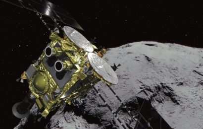 Japan's Hayabusa 2 Spacecraft Successfully Lands On Asteroid