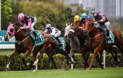 Equine Flu Causes British Horse Races to Be Canceled