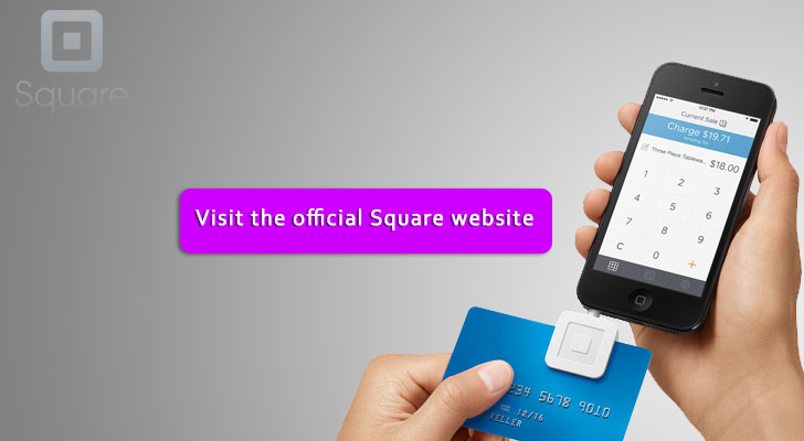 Square - payment service support