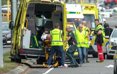 Mass Shooting At New Zealand Mosques Cause Multiple Fatalities