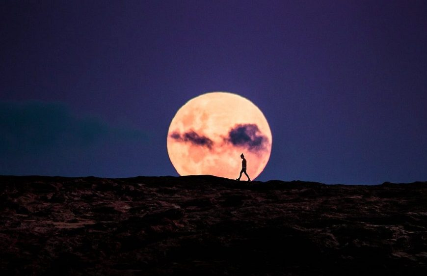 In Pictures: The Last Supermoon Of 2019