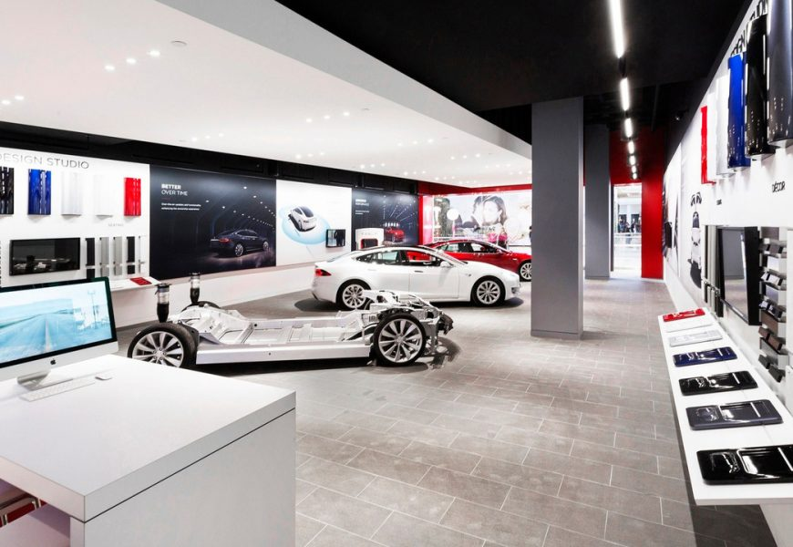 Tesla Continues To Cut Off Personnel While Moving To Online Stores