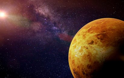 Scientists Say That Planet Venus Is Not Geologically Dead