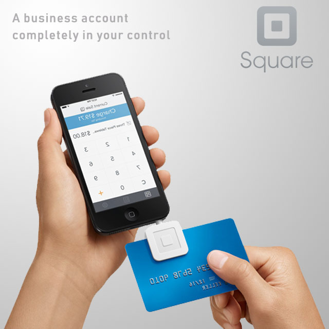 Square - the payment service support for small businesses now offers a full set of features