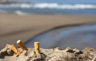 Cigarette Filters Are The Most Littered and Most Pollutant Plastic