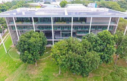 Singapore Just Got Its First Zero Energy Building