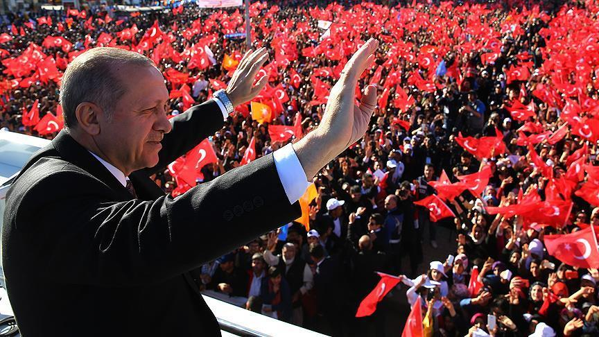 President Erdogan's AKP Party Lost Major Cities In Turkish Local Elections