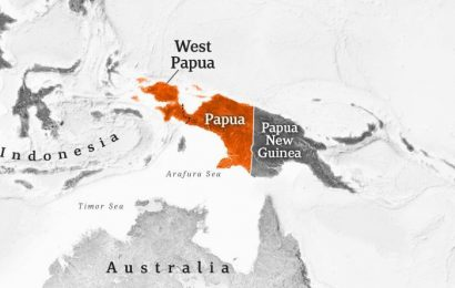 Many West Papuans Will Be Using The Noken System To Vote In This Week's Indonesian Elections