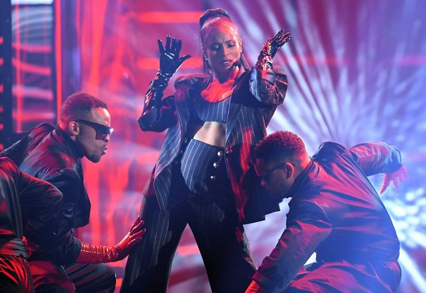 In Pictures – The Billboard Music Awards 2019