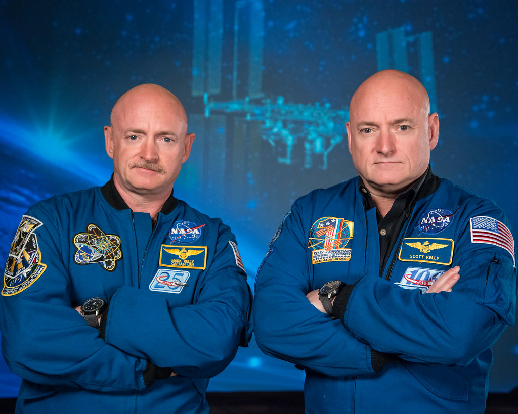 NASA Astronaut Scott Kelly Proved That Life In Outer Space Can Cause Genetic Changes
