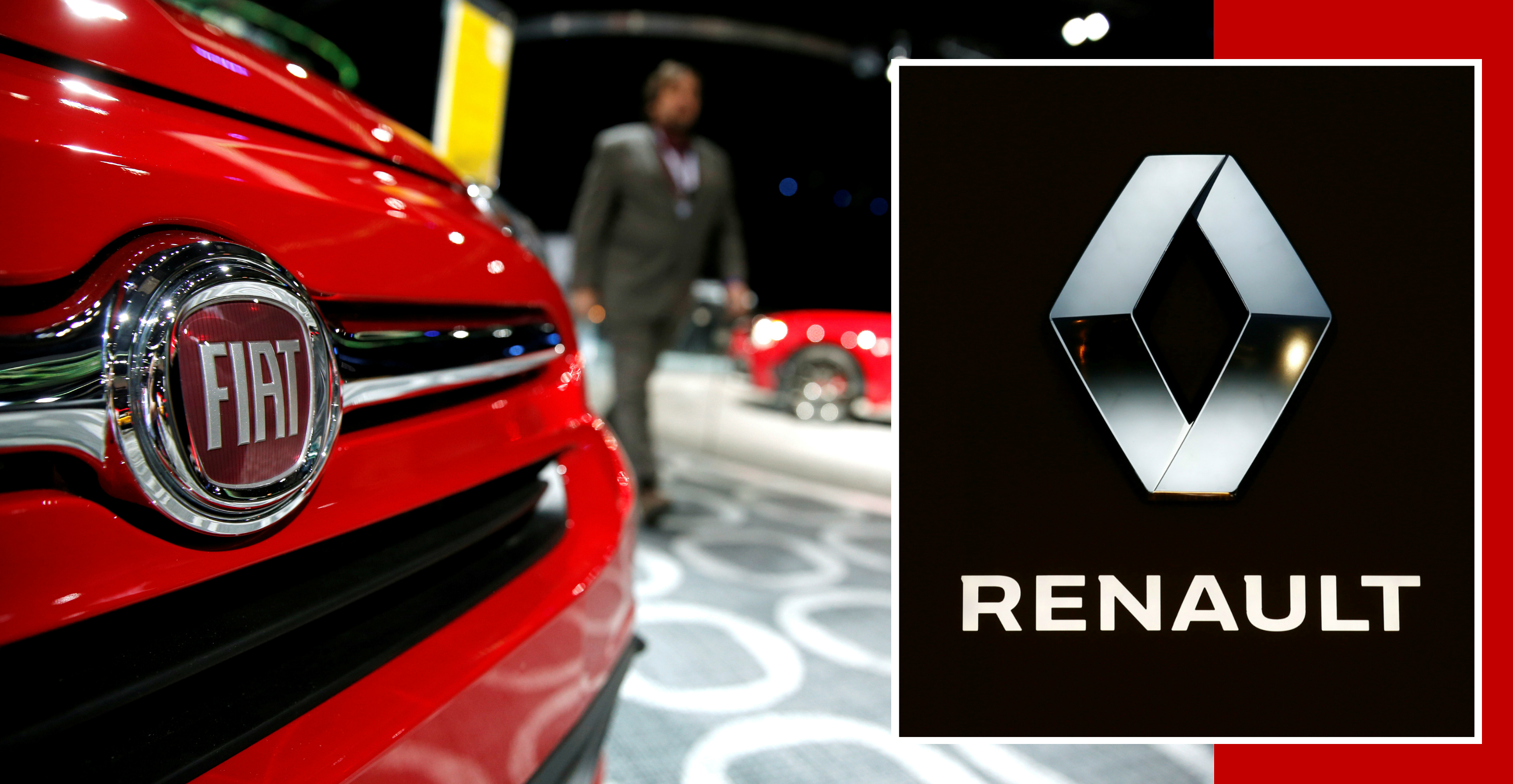 Fiat Chrysler Made A Merger Offer To Renault