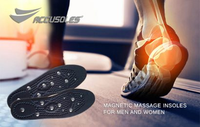 Sit and stand all day in comfort with Accusoles, now in the USA at special prices