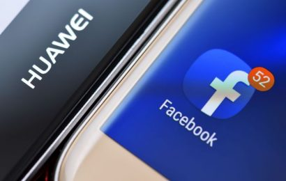 Huawei Smartphones Will Not Come With Facebook Apps Anymore