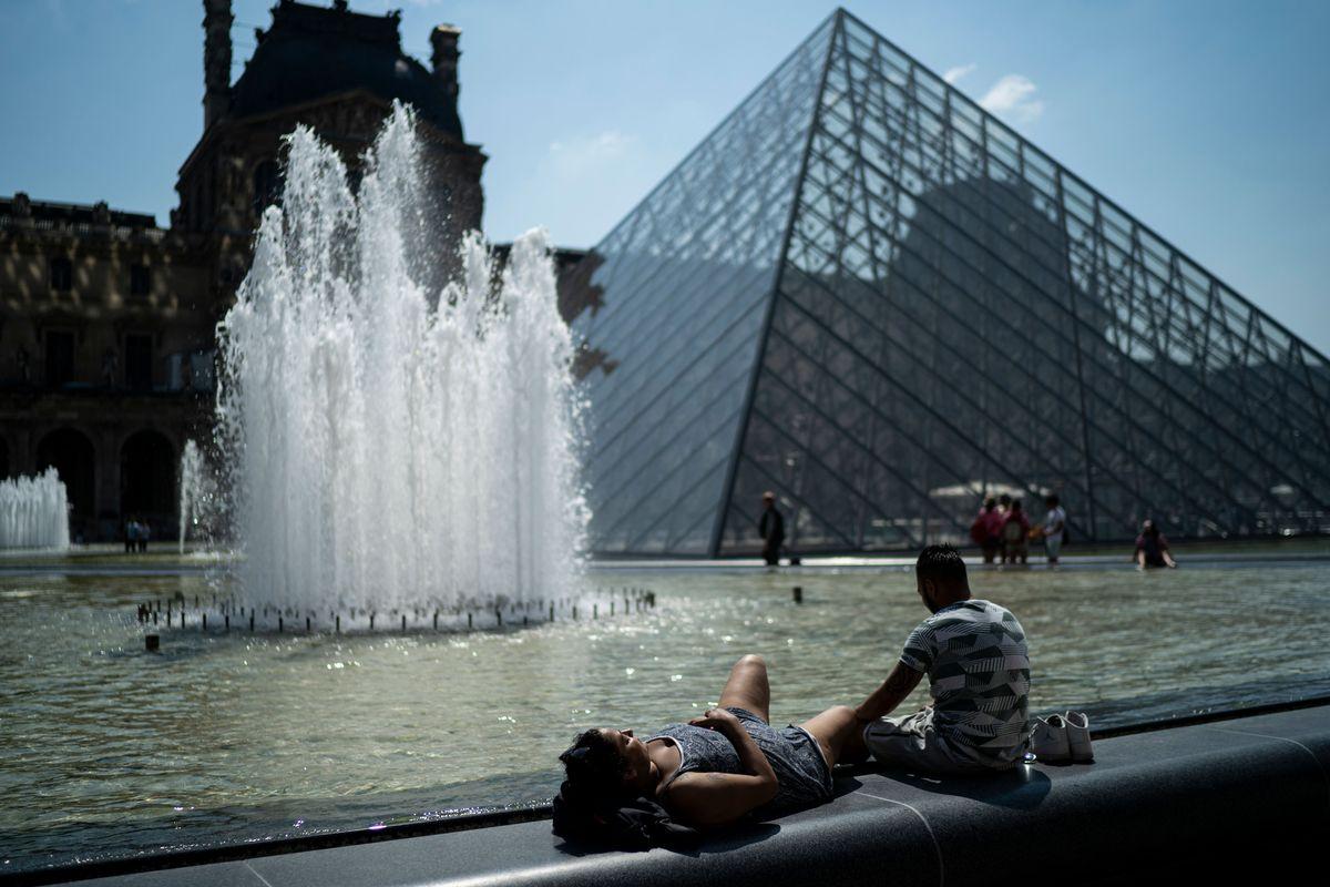 Western Europe Is Experiencing Another Heatwave This Week