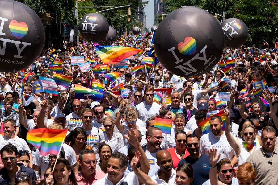 In pictures – Pride 2019 Around The World So Far