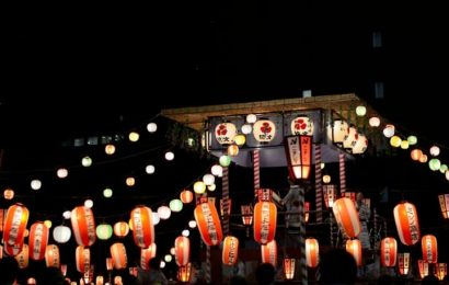 Japan is Preparing For Celebrating Obon