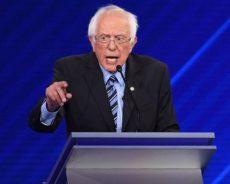Bernie Sanders cancels campaign events after chest pain