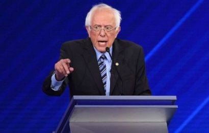 Bernie Sanders cancels campaign events after chest pain