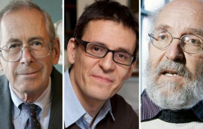 James Peebles, Michel Mayor and Didier Queloz take the Nobel Prize in Physics thanks to discoveries on Planets and Big Bang